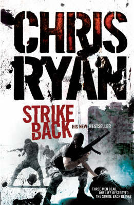 Strike Back by Chris Ryan image