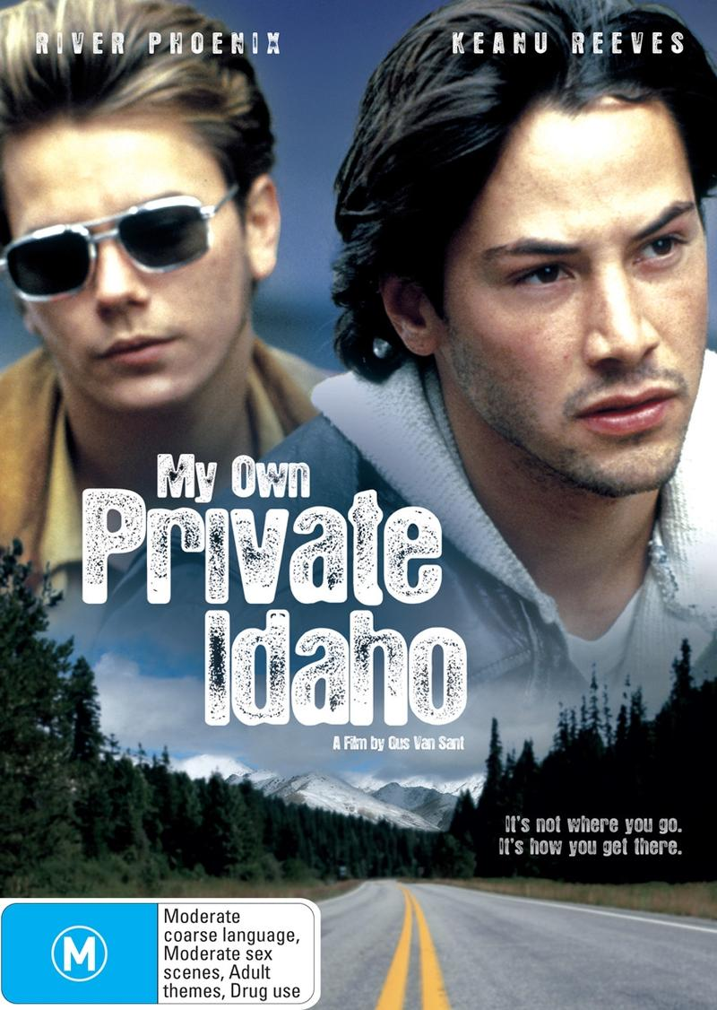 My Own Private Idaho on DVD image