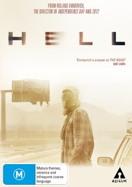 Hell on DVD