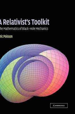 A Relativist's Toolkit by Eric Poisson image