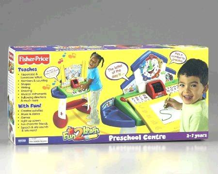 Fisher Price Fun 2 Learn Preschool Centre