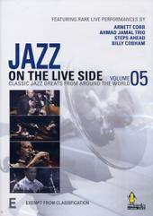 Jazz Legends Live! From Around The World (Volume 5) on DVD