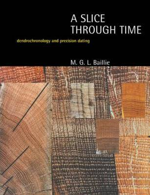 A Slice Through Time by M.G.L. Baillie image
