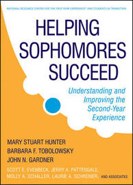 Helping Sophomores Succeed by Mary Stuart Hunter image