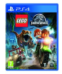 LEGO Jurassic World for PS4