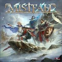 Mistfall - Card Game