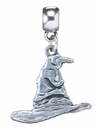 Harry Potter Charm - Sorting Hat (silver plated)