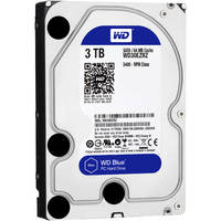 3TB WD Blue Hard Drive