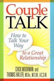 Couple Talk by Chick Moorman image