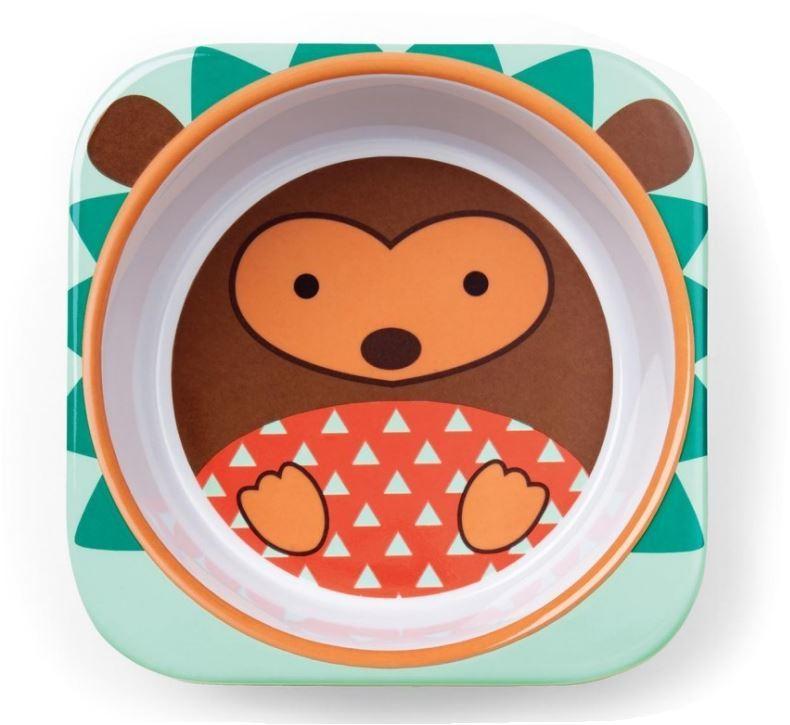 Skip Hop: Zoo Bowl - Hedgehog image