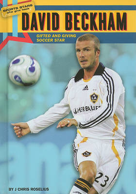 David Beckham by J Chris Roselius