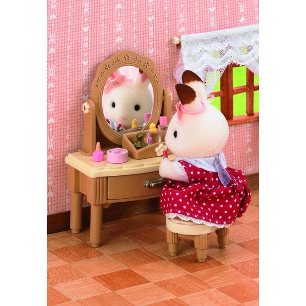 Sylvanian Families: Girls Dressing Table