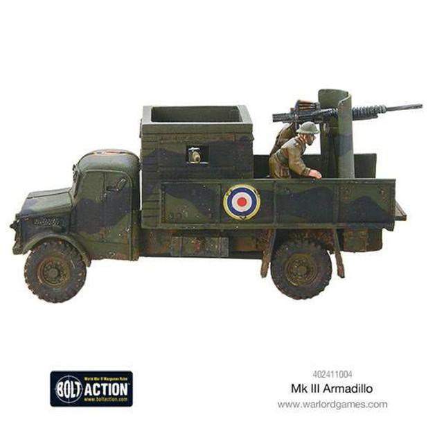Armadillo Mk III