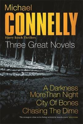 The Harry Bosch Novels #7 to #9 (3 in 1 Volume) by Michael Connelly image