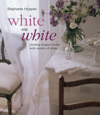 White on White by Stephanie Hoppen