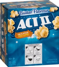 ACT II: Butter (85g x 12)