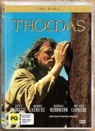 The Bible - Thomas on DVD image