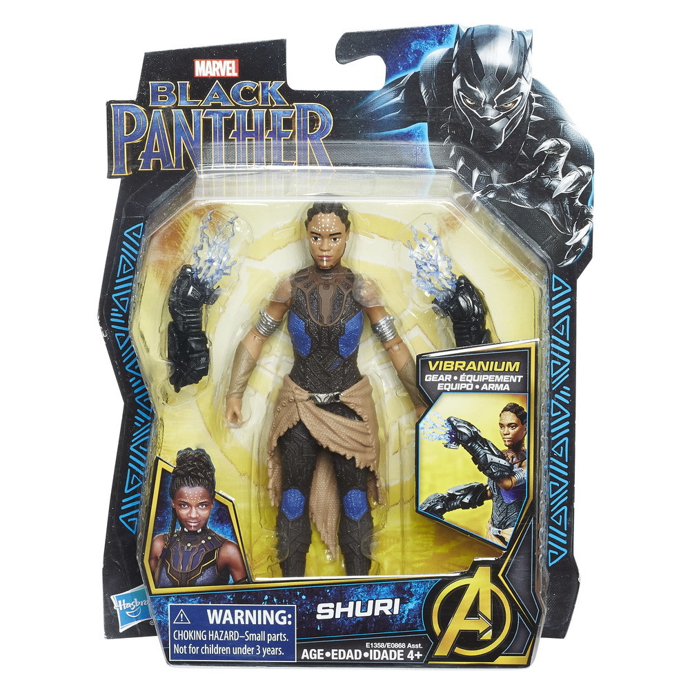 Marvel's Black Panther: Shuri - Action Figure image