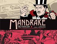Mandrake the Magician by Lee Falk