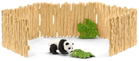 Schleich : Panda Enclosure