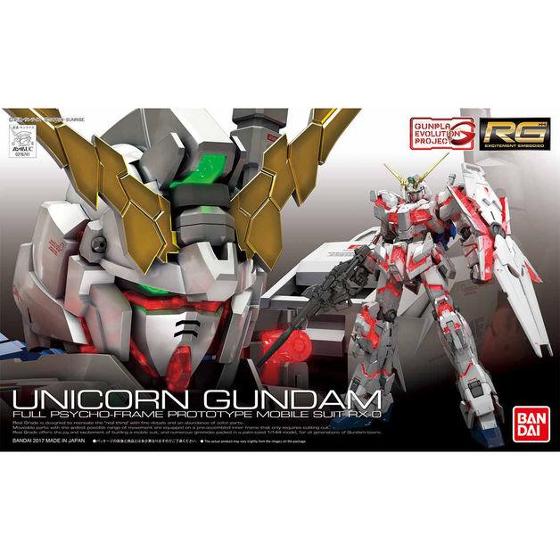 RG 1/144 RX-0 Unicorn Gundam - model Kit