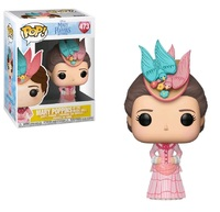 Mary Poppins Returns - Mary Poppins (At the Music Hall) Pop! Vinyl Figure image