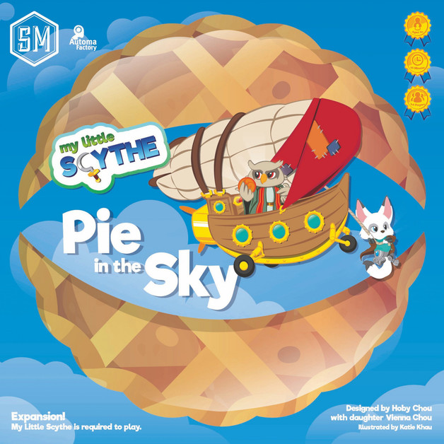 My Little Scythe: Pie in the Sky - Expansion