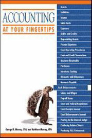 Accounting at Your Fingertips by George;Murray Murray image