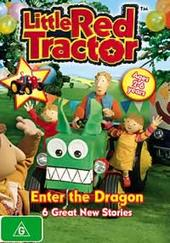 Little Red Tractor: Enter The Dragon on DVD