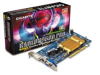 Gigabyte Graphics Card Radeon R9600 Pro 256M AGP image