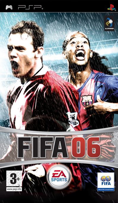 FIFA 06 for PSP image
