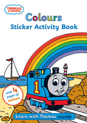Colours: Sticker Activity Book image