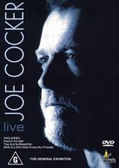 Joe Cocker - Live on DVD