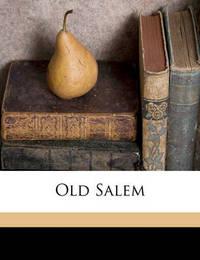 Old Salem Volume 2 by Eleanor Putnam