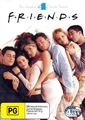 Friends - Season 4 on DVD