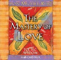 The Mastery of Love Cards: A 48-Card Deck by Don Miguel Ruiz image