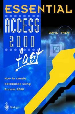 Essential Access 2000 fast by David Thew