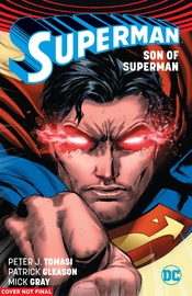 SupermanTP Vol 1: Son of Superman (Rebirth) by Peter J Tomasi
