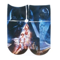 Star Wars: 40th Art - Ladies Socks