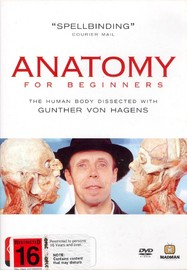 Anatomy For Beginners (2 Disc Set) on DVD image