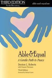 Able & Equal by Denton Roberts image