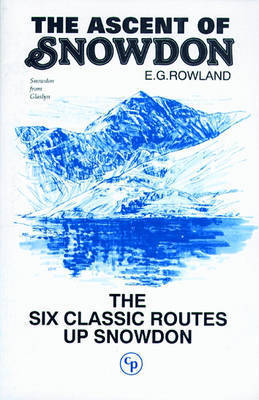 The Ascent of Snowdon by EG Rowland