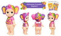 Sonny Angel: Artist Collection - Halloween Pumpkin Elephant
