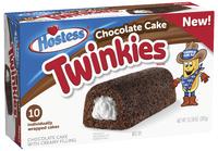 Hostess Chocolate Cake Twinkies 10pk