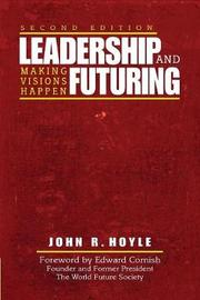 Leadership and Futuring by John R. Hoyle image