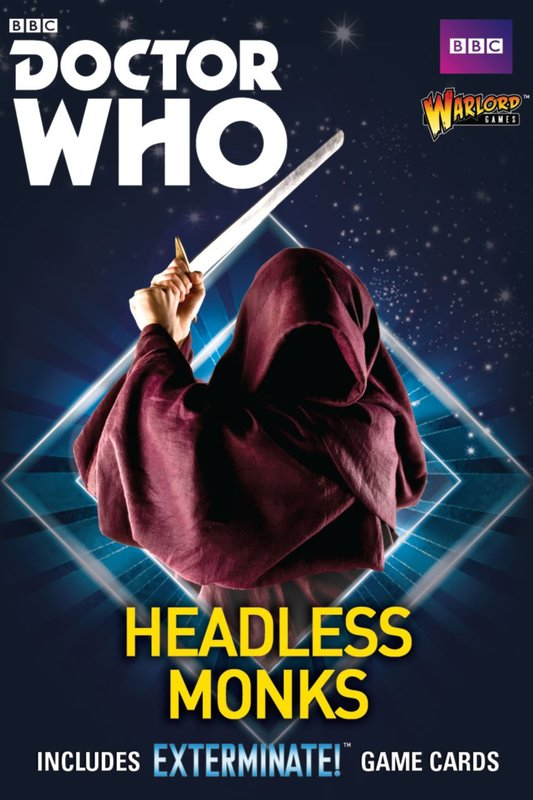 Doctor Who: The Headless Monks