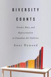 Diversity Counts by Anne Dymond