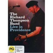 Richard Thompsons And Band - Live In Providence on DVD