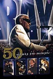 Ray Charles - 50 Years In Music on DVD