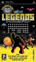 Taito Legends Power Up for PSP